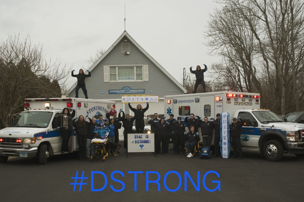 #DStrong