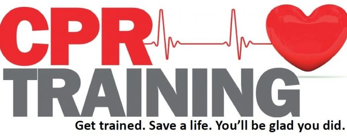 CPR Training now available!
