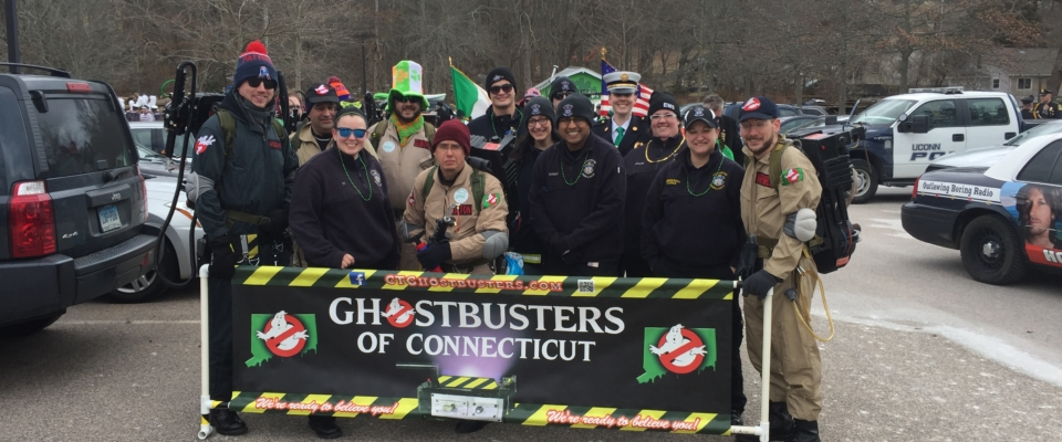 CT GHOSTBUSTERS