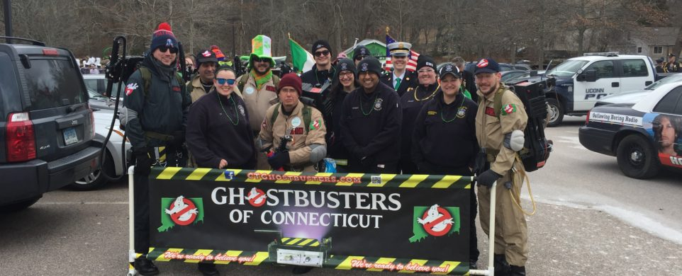CT GHOSTBUSTERS!